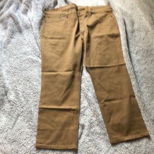 Men's  Levi's 541 khakis